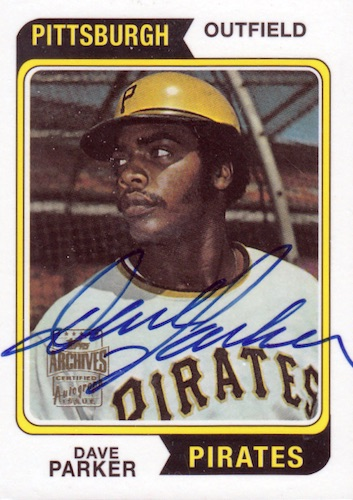 Top 10 Dave Parker Baseball Cards 7