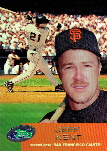 Top 10 Jeff Kent Baseball Cards 2