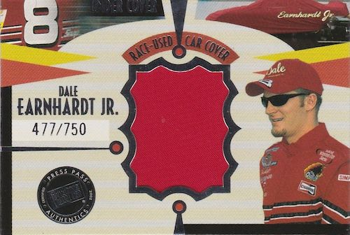 Top 10 Dale Earnhardt Jr. Racing Cards 1