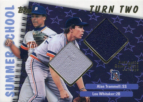 Top 10 Alan Trammell Baseball Cards 6