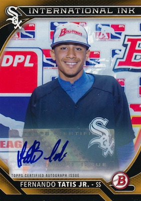 Fernando Tatis Jr. Rookie Cards Guide 6