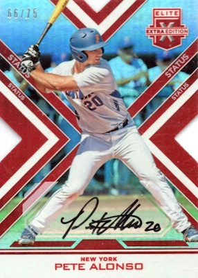 Pete Alonso Rookie Cards Guide and Top Prospects List 14