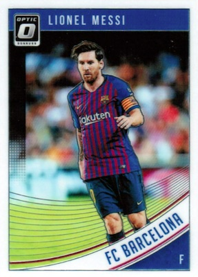 2018-19 Donruss Soccer Cards 3