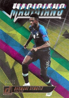 2018-19 Donruss Soccer Cards 40