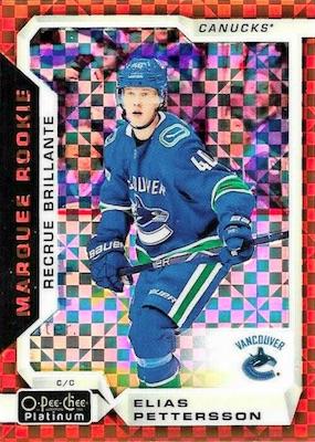 2018-19 O-Pee-Chee Platinum Hockey Cards 4