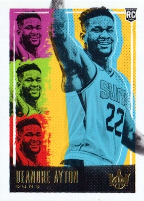 2018-19 Panini Court Kings Basketball Cards 33