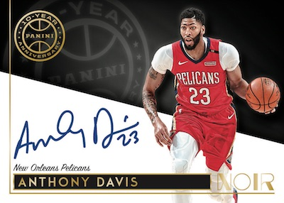 2018-19 Panini Noir Basketball Cards - Checklist Added 6
