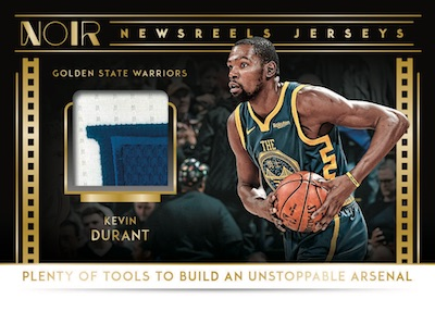 2018-19 Panini Noir Basketball Cards - Checklist Added 7