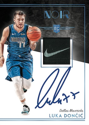 2018-19 Panini Noir Basketball Cards - Checklist Added 4