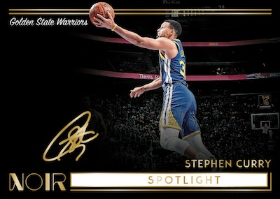 2018-19 Panini Noir Basketball Cards - Checklist Added 5
