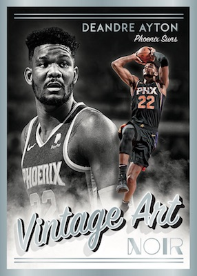2018-19 Panini Noir Basketball Cards - Checklist Added 3