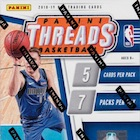 2018-19 Panini Threads Basketball Cards
