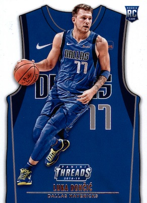 2018-19 Panini Threads Basketball Cards 4