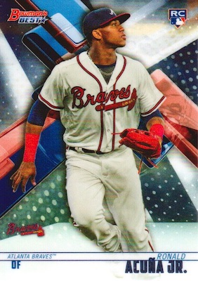 Ronald Acuna Jr. Rookie Cards Checklist and Gallery 5