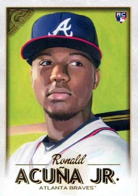 Ronald Acuna Jr. Rookie Cards Checklist and Gallery 35