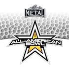2019 Leaf Metal All-American Bowl Football Cards