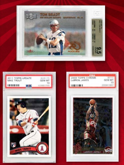 2019 Leaf Rookie Retro Multi-Sport Cards - Checklist Added 3
