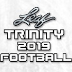 2019 Leaf Trinity Football Cards
