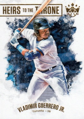 2019 Panini Diamond Kings Baseball Cards 44