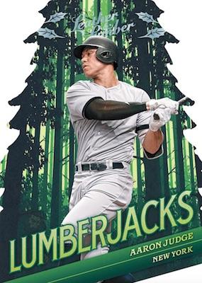 2019 Panini Leather & Lumber Baseball Cards 4