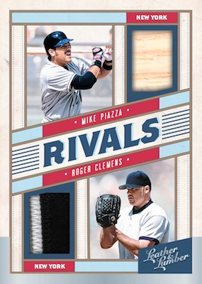 2019 Panini Leather & Lumber Baseball Cards 8