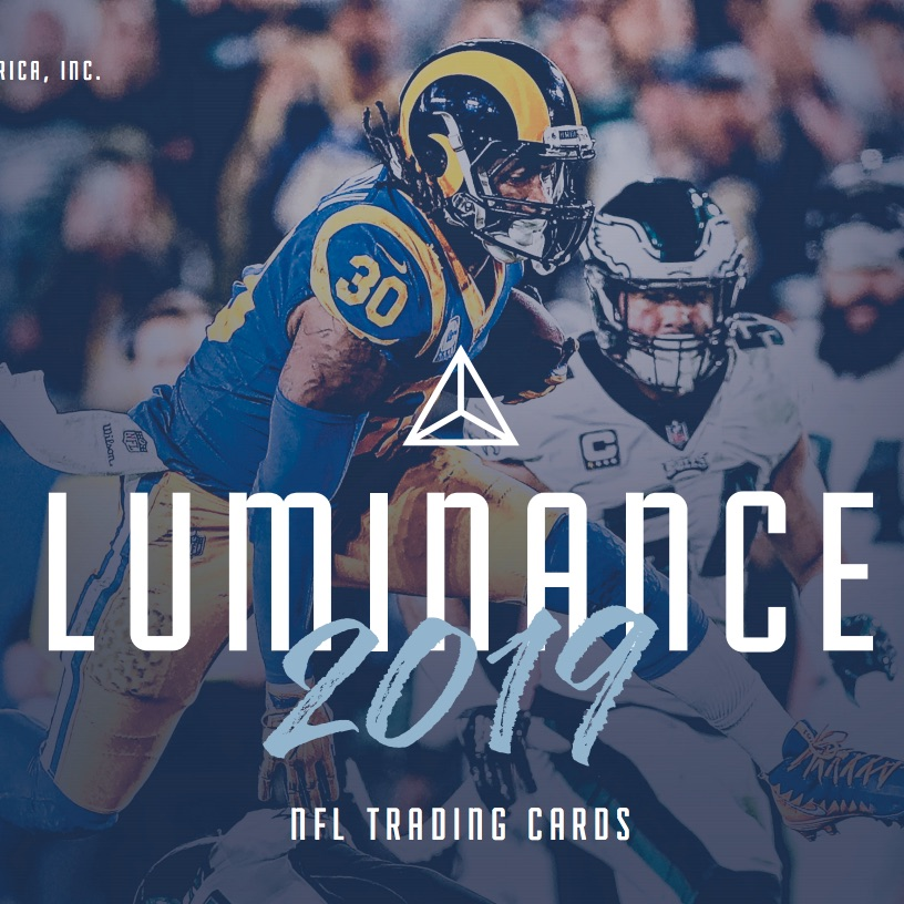 2019: 2019 Panini Luminance Football Checklist, Set Info