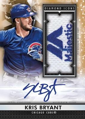 2019 Topps Diamond Icons Baseball Cards 4