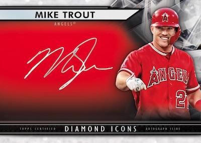 2019 Topps Diamond Icons Baseball Cards 2