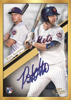2019 Topps Gold Label Baseball Cards 4