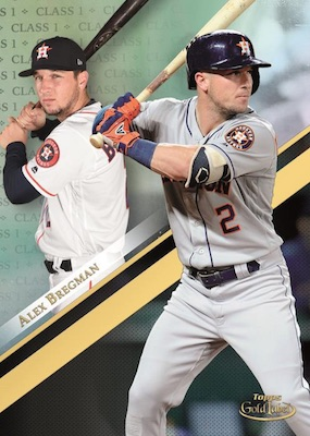 2019 Topps Gold Label Baseball Cards 3