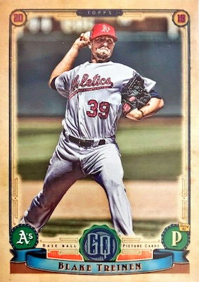 2019 Topps Gypsy Queen Baseball Variations Guide 147