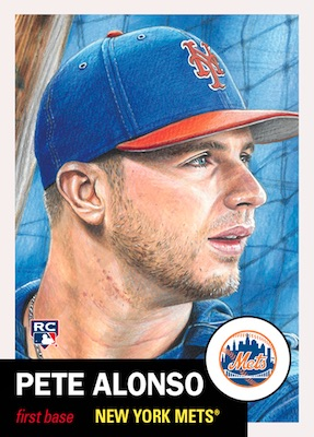 Pete Alonso Rookie Cards Guide and Top Prospects List 11