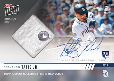 Fernando Tatis Jr. Rookie Cards Guide 10