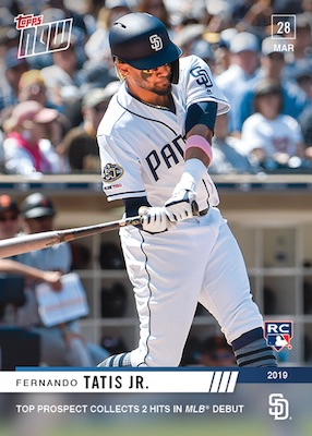Fernando Tatis Jr. Rookie Cards Guide 1