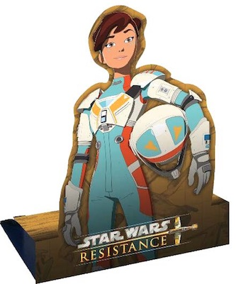 2019 Topps Star Wars Resistance Season 1 Trading Cards 3