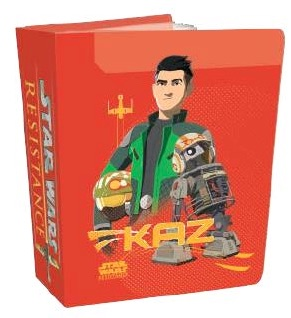 2019 Topps Star Wars Resistance Season 1 Trading Cards 4