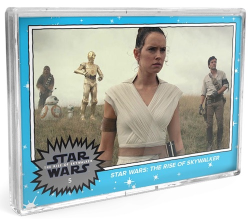2019 Topps Star Wars Rise of Skywalker Trailer Trading Cards 1
