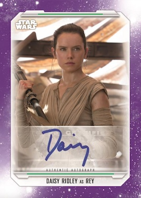 2019 Topps Star Wars Skywalker Saga Trading Cards 6