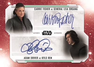 2019 Topps Star Wars Skywalker Saga Trading Cards 7