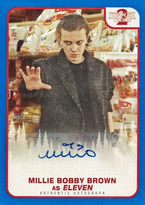 2019 Topps Stranger Things Season 2 Trading Cards 5