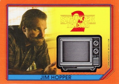 2019 Topps Stranger Things Season 2 Trading Cards 29