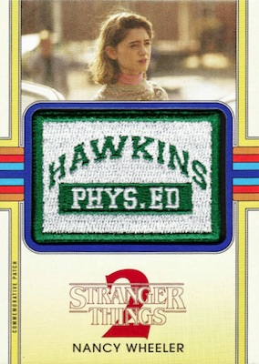 2019 Topps Stranger Things Season 2 Trading Cards 30