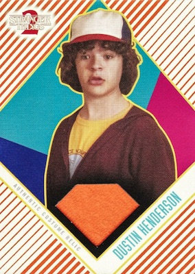 2019 Topps Stranger Things Season 2 Trading Cards 6