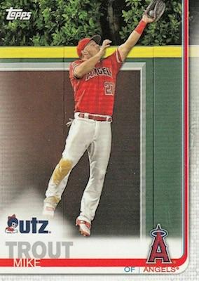 2019 Topps Utz Baseball Cards 1