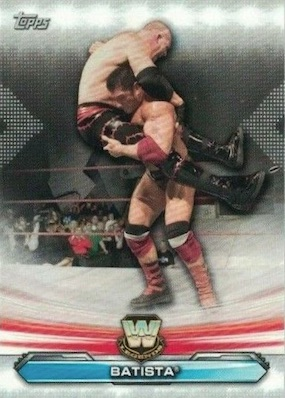 2019 Topps WWE Raw Wrestling Cards 31