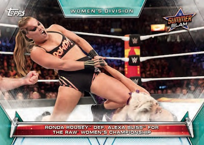 2019 Topps WWE Women's Division Wrestling Cards 3