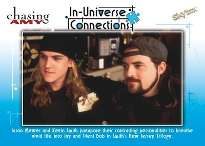 2019 Upper Deck Skybox Chasing Amy Trading Cards 1
