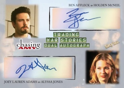 2019 Upper Deck Skybox Chasing Amy Trading Cards 2