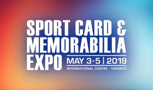 2019 Upper Deck Spring Expo Promo Hockey Cards 1
