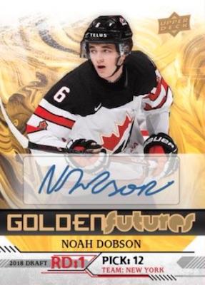 2019 Upper Deck Team Canada Juniors Hockey Cards 6